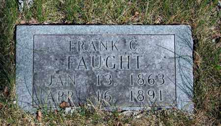 FAUGHT, FRANK C. - Searcy County, Arkansas | FRANK C. FAUGHT - Arkansas Gravestone Photos