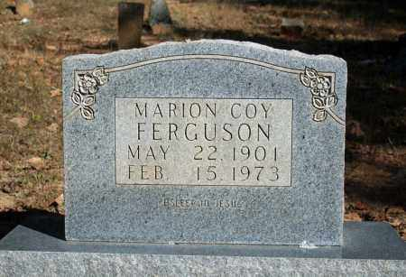 FERGUSON, MARION COY - Searcy County, Arkansas | MARION COY FERGUSON - Arkansas Gravestone Photos