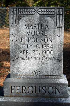 MOORE FERGUSON, MARTHA - Searcy County, Arkansas | MARTHA MOORE FERGUSON - Arkansas Gravestone Photos