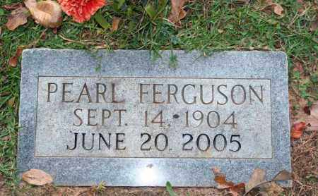 FERGUSON, PEARL - Searcy County, Arkansas | PEARL FERGUSON - Arkansas Gravestone Photos