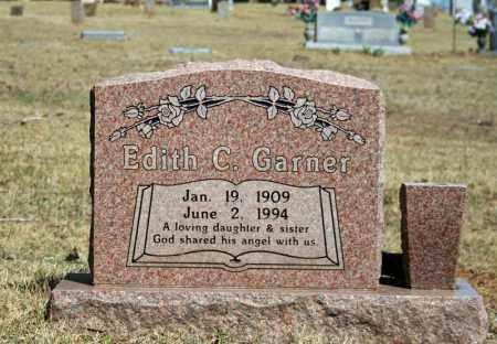 GARNER, EDITH C. - Searcy County, Arkansas | EDITH C. GARNER - Arkansas Gravestone Photos