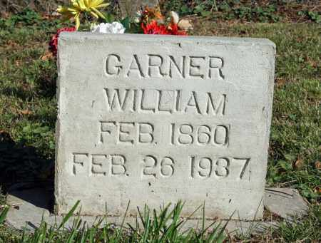 GARNER, WILLIAM - Searcy County, Arkansas | WILLIAM GARNER - Arkansas Gravestone Photos