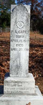 GATES, P.A. - Searcy County, Arkansas | P.A. GATES - Arkansas Gravestone Photos