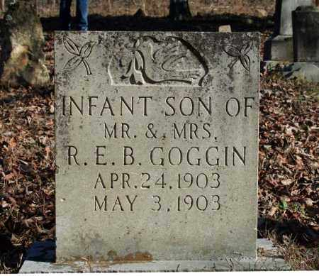 GOGGIN, INFANT SON - Searcy County, Arkansas | INFANT SON GOGGIN - Arkansas Gravestone Photos