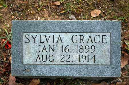 GRACE, SYLVIA - Searcy County, Arkansas | SYLVIA GRACE - Arkansas Gravestone Photos