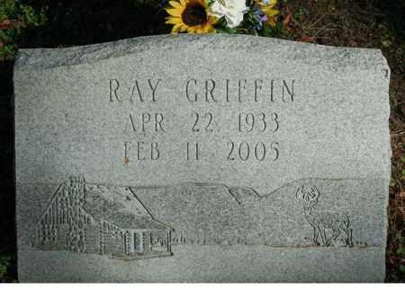 GRIFFIN, RAY - Searcy County, Arkansas | RAY GRIFFIN - Arkansas Gravestone Photos
