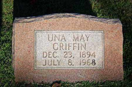 GRIFFIN, UNA MAY - Searcy County, Arkansas | UNA MAY GRIFFIN - Arkansas Gravestone Photos