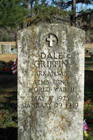 GRIFFIN (VETERAN WWII), DALE - Searcy County, Arkansas | DALE GRIFFIN (VETERAN WWII) - Arkansas Gravestone Photos