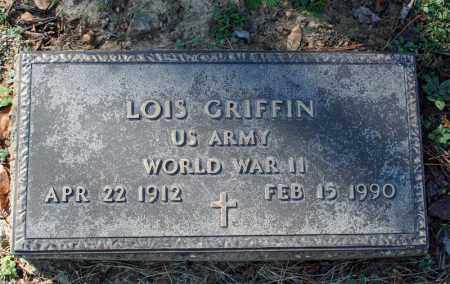 GRIFFIN (VETERAN WWII), LOIS - Searcy County, Arkansas | LOIS GRIFFIN (VETERAN WWII) - Arkansas Gravestone Photos