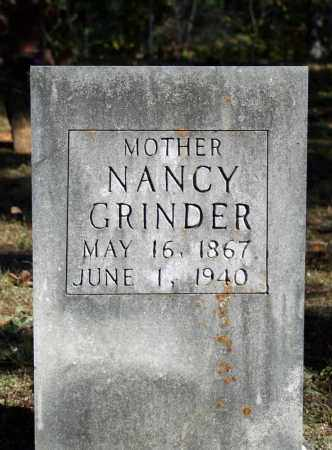 GRINDER, NANCY - Searcy County, Arkansas | NANCY GRINDER - Arkansas Gravestone Photos