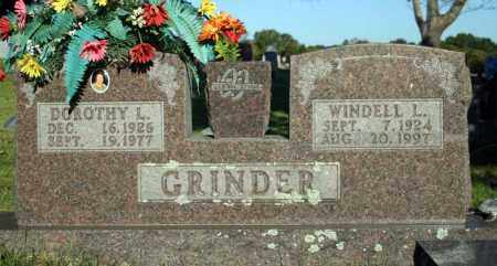 SMITHSON GRINDER, DOROTHY L. - Searcy County, Arkansas | DOROTHY L. SMITHSON GRINDER - Arkansas Gravestone Photos