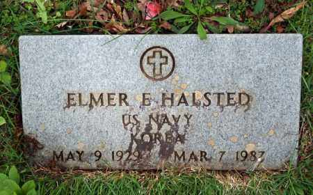HALSTED (VETERAN KOR), ELMER E - Searcy County, Arkansas | ELMER E HALSTED (VETERAN KOR) - Arkansas Gravestone Photos