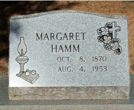 HAMM, MARGARET (MASON) - Searcy County, Arkansas | MARGARET (MASON) HAMM - Arkansas Gravestone Photos