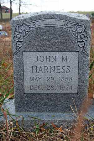 HARNESS, JOHN M. - Searcy County, Arkansas | JOHN M. HARNESS - Arkansas Gravestone Photos