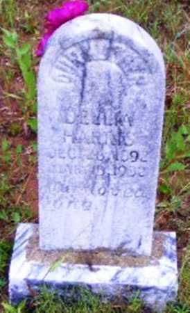 HARRIS, DELLIA - Searcy County, Arkansas | DELLIA HARRIS - Arkansas Gravestone Photos