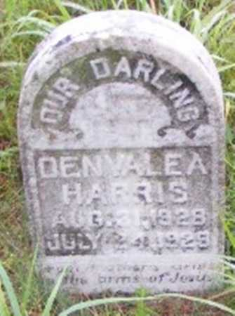 HARRIS, DENVALEA - Searcy County, Arkansas | DENVALEA HARRIS - Arkansas Gravestone Photos