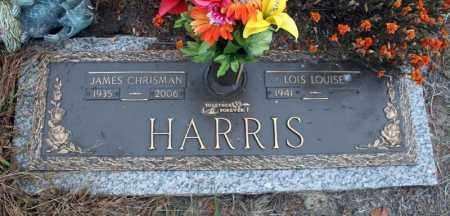 HARRIS, JAMES CHRISMAN - Searcy County, Arkansas | JAMES CHRISMAN HARRIS - Arkansas Gravestone Photos