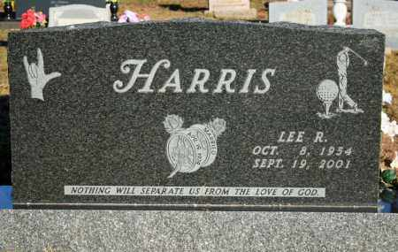 HARRIS, LEE R. - Searcy County, Arkansas | LEE R. HARRIS - Arkansas Gravestone Photos