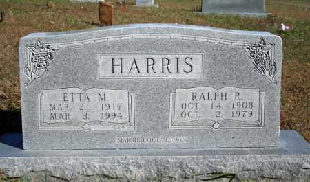 HARRIS, ETTA M. - Searcy County, Arkansas | ETTA M. HARRIS - Arkansas Gravestone Photos