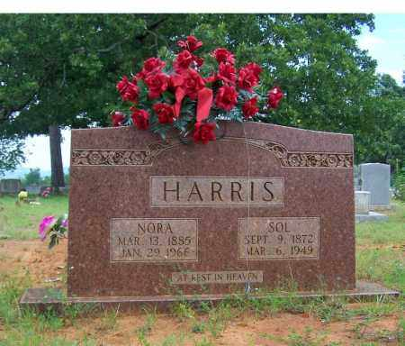 HARRIS, SOL - Searcy County, Arkansas | SOL HARRIS - Arkansas Gravestone Photos