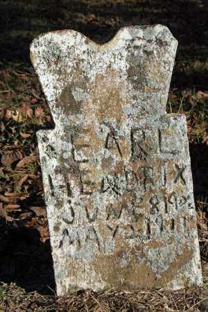 HENDRIX, EARL - Searcy County, Arkansas | EARL HENDRIX - Arkansas Gravestone Photos