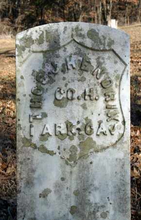 HENDRIX (VETERAN UNION), THOS J - Searcy County, Arkansas | THOS J HENDRIX (VETERAN UNION) - Arkansas Gravestone Photos