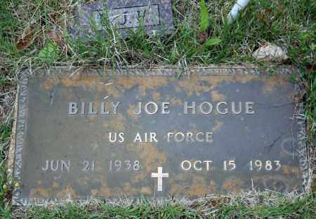 HOGUE (VETERAN), BILLY JOE - Searcy County, Arkansas | BILLY JOE HOGUE (VETERAN) - Arkansas Gravestone Photos