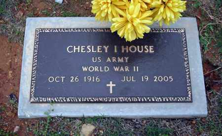 HOUSE (VETERAN WWII), CHESLEY I - Searcy County, Arkansas | CHESLEY I HOUSE (VETERAN WWII) - Arkansas Gravestone Photos