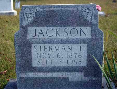 JACKSON, STERMAN T. - Searcy County, Arkansas | STERMAN T. JACKSON - Arkansas Gravestone Photos