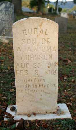 JOHNSON, EURAL - Searcy County, Arkansas | EURAL JOHNSON - Arkansas Gravestone Photos