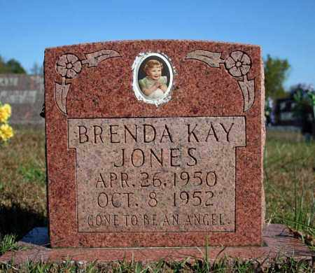 JONES, BRENDA KAY - Searcy County, Arkansas | BRENDA KAY JONES - Arkansas Gravestone Photos