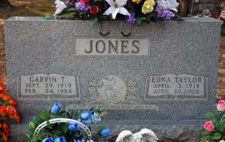JONES, GARVIN T. - Searcy County, Arkansas | GARVIN T. JONES - Arkansas Gravestone Photos