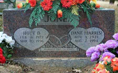 HARRIS JONES, DANE - Searcy County, Arkansas | DANE HARRIS JONES - Arkansas Gravestone Photos