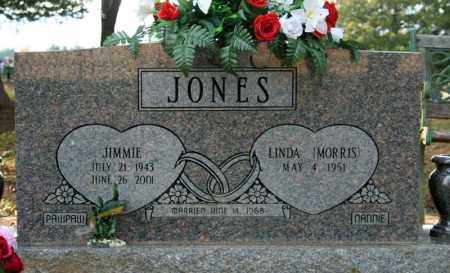 MORRIS JONES, LINDA - Searcy County, Arkansas | LINDA MORRIS JONES - Arkansas Gravestone Photos