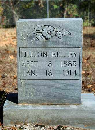 KELLEY, LILLION - Searcy County, Arkansas | LILLION KELLEY - Arkansas Gravestone Photos