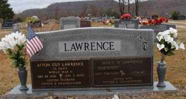 CLARK LAWRENCE, MARIE - Searcy County, Arkansas | MARIE CLARK LAWRENCE - Arkansas Gravestone Photos