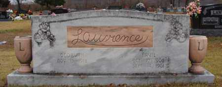 LAWRENCE, DODAVAH - Searcy County, Arkansas | DODAVAH LAWRENCE - Arkansas Gravestone Photos