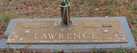 FULLER LAWRENCE, LELA - Searcy County, Arkansas | LELA FULLER LAWRENCE - Arkansas Gravestone Photos