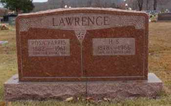 LAWRENCE, HENDERSON S. - Searcy County, Arkansas | HENDERSON S. LAWRENCE - Arkansas Gravestone Photos