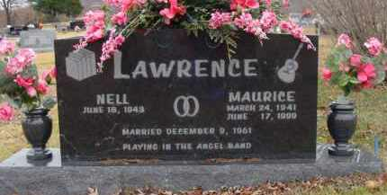 LAWRENCE, MAURICE - Searcy County, Arkansas | MAURICE LAWRENCE - Arkansas Gravestone Photos