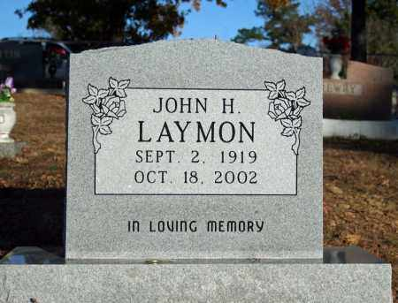 LAYMON, JOHN H. #2 - Searcy County, Arkansas | JOHN H. #2 LAYMON - Arkansas Gravestone Photos