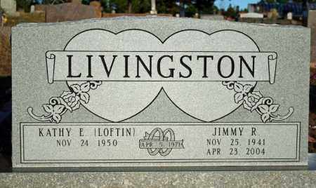 LIVINGSTON, KATHY E. - Searcy County, Arkansas | KATHY E. LIVINGSTON - Arkansas Gravestone Photos
