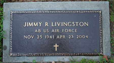 LIVINGSTON  (VETERAN), JIMMY R. - Searcy County, Arkansas | JIMMY R. LIVINGSTON  (VETERAN) - Arkansas Gravestone Photos