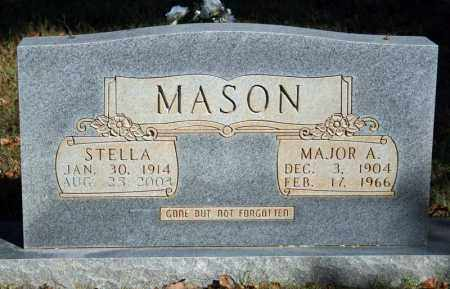 MASON, STELLA - Searcy County, Arkansas | STELLA MASON - Arkansas Gravestone Photos
