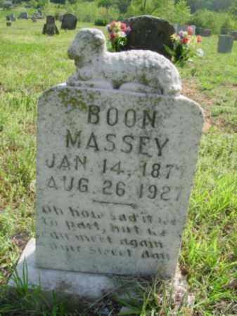 MASSEY, DANIEL BOONE - Searcy County, Arkansas   DANIEL BOONE MASSEY - Arkansas Gravestone Photos