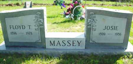 MASSEY, JOSIE - Searcy County, Arkansas | JOSIE MASSEY - Arkansas Gravestone Photos
