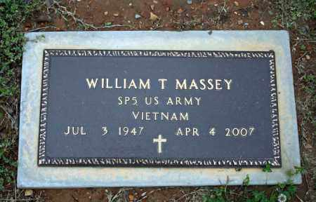 MASSEY (VETERAN VIET), WILLIAM T - Searcy County, Arkansas | WILLIAM T MASSEY (VETERAN VIET) - Arkansas Gravestone Photos