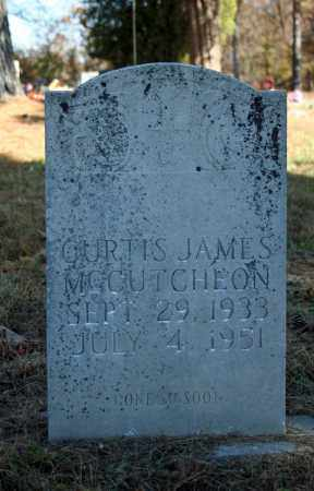 MCCUTCHEON, CURTIS JAMES - Searcy County, Arkansas | CURTIS JAMES MCCUTCHEON - Arkansas Gravestone Photos
