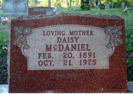 MCDANIEL, DAISY - Searcy County, Arkansas | DAISY MCDANIEL - Arkansas Gravestone Photos