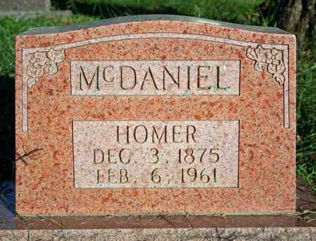 MCDANIEL, HOMER - Searcy County, Arkansas | HOMER MCDANIEL - Arkansas Gravestone Photos